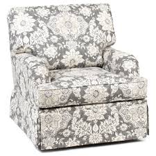 chairs america accent chairs and ottomans traditional skirted