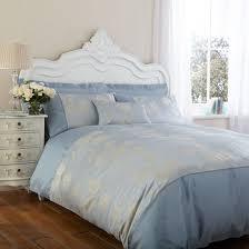 Duck Egg Blue Duvet Sets Charlotte Thomas Antonia Bed Set In Duck Egg Blue Bedding
