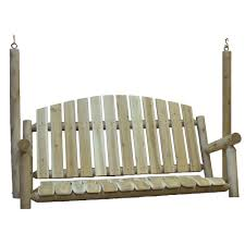 Swing Patio Furniture Porch Swings Patio Chairs The Home Depot