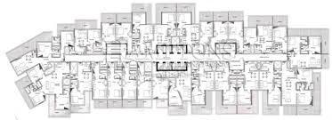 Sobha Jasmine Floor Plan 1 Bedroom Apartment For Sale In Elite Sports Residence 8 Dubai