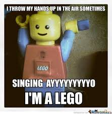Funny Lego Memes - i m a lego by ty aaron saurus meme center