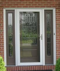 therma tru doors for your terrific house design lowes fiberglass