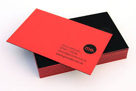 Red Business Cards Pin By Jaeman Park On Business Card Design Pinterest Business