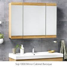 bathroom storage mirrored cabinet in wall bathroom cabinet prater w x h wall mounted cabinet bathroom