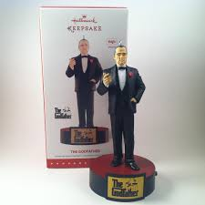 find more the godfather hallmark keepsake christmas ornament with