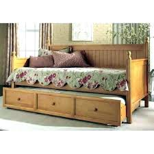 Daybed Trundle Bed Daybed With Trundle Electricnest Info