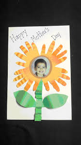 mother u0027s day flower card scholastic
