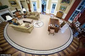 Oval Office Layout Check Out Donald Trump U0027s First Action In Office U2026he Changed The