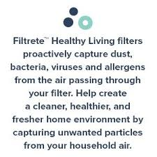 air filter home depot black friday 14x20x1 amazon com filtrete healthy living elite allergen reduction ac