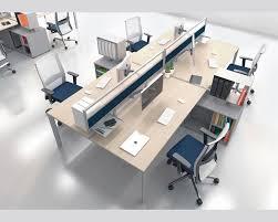 bureaux open space bureau pour open space en noyer en érable en wengé