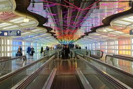 O Hare Map Terminal Review United Polaris Lounge Chicago O U0027hare