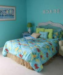 Coastal Themed Bedding Bedroom Bedroom Two Tones Blue Beach Themed Bedding For Adults