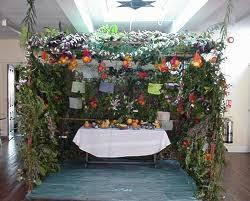 sukkah decorations sukkot celebrate the shmoozing with the word mavens