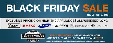 appliances deals black friday black friday appliance deals 2013 preview the official blog of