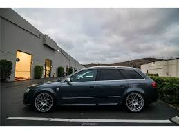 audi s4 2006 for sale for sale b7 2006 audi s4 4 2 v8 avant dolphin gray premium and