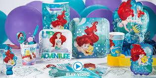 mermaid party supplies mermaid party supplies mermaid birthday party city
