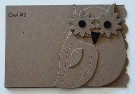 chipboard albums paper and fiber arts chipboard album kits owls