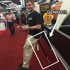 Convert Sitting Desk To Standing Desk by I Just Found The Perfect Solution To Standing Desk Fatigue At Sxsw