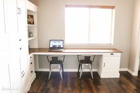 Diy Murphy Desk Diy Modern Farmhouse Murphy Bed How To Build The Desk Free