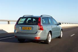 volvo v50 sportwagon model year 2009 volvo car uk media newsroom
