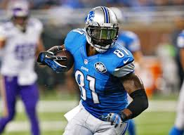 calvin johnson thanksgiving top 25 ranked players for week 16 nfl com