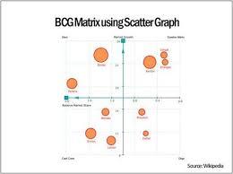bcg matrix template variations