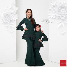 baju kurung moden zaman sekarang evolusi baju kurung wanita cirgaro