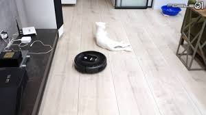 Irobot Laminate Floors Mobile01 Irobot Roomba 980居家清潔 適合有寵物家庭 Youtube