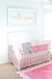 framed name above crib make it out of cork board and use it