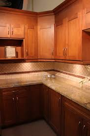 Cognac Kitchen Cabinets by Cognac Cowry Kitchen Cabinets