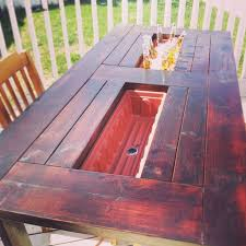 best 25 picnic table cooler ideas on pinterest diy picnic table