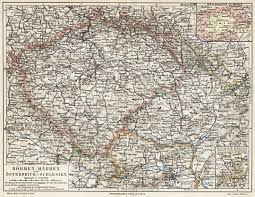 Southern Germany Map by Historical Maps Of Germany
