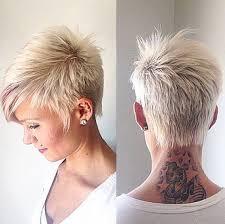Frisuren Kurze Graue Haare by Kurze Flippige Frisuren Für Graue Haare