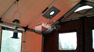 new innovative wall tent youtube