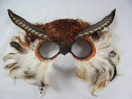 owl mask woodland owl mask for a masquerade by lyonsheart on zibbet