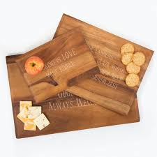 personalized engraved cutting board personalized cutting boards at things remembered