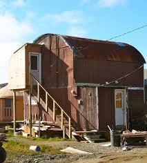 houses on stilts nome muckin u0027 around