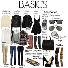 build a wardrobe on a budget fashion essentials every basics woman classic style and clothes
