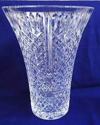Vintage Waterford Crystal Vases Cut Crystal Waterford Cut Crystal Pineapple Hospitality Vase