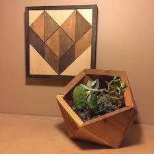wood geometric nomadic geometric wood decor wayne woodworks