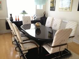 Dining Room Suits Does The Black And White Dining Set Suits To Cherry Hardwood Floo