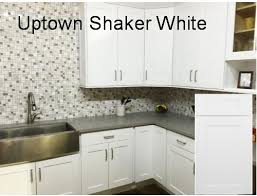 forevermark cabinets uptown white uptown shaker white rta kitchen cabinets
