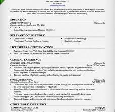 Nursing Student Resume Examples by Nursing Student Resume Bright Idea New Grad Rn Resume 13 New Grad