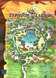 Orlando Parks Map by Typhoon Lagoon Florida Water Parks Com