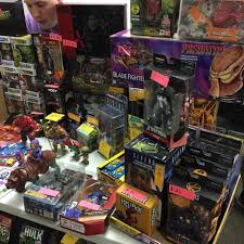 Free Toy Show and Swap Meet – The Lost Toys