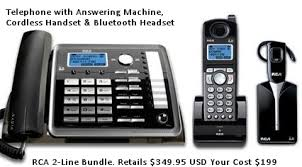 Desk Telephones Multi Line Telephones 2 4 Line Speaker Caller Id Corded