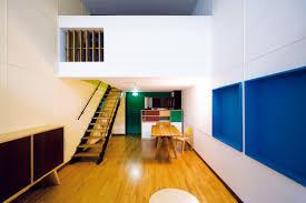 Meuble Le Corbusier Appartement De La Cité Radieuse Marseille De Le Corbusier