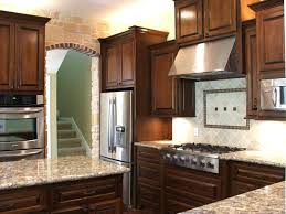 Cherry Kitchen Cabinets With Granite Countertops White Granites Kitchens Fabulous Home Design