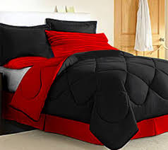 Extra Long Twin Bed Sheets Dorm Extra Long Twin Bedding Red Black Xltwin College Bedding For