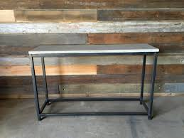 Concrete Console Table Concrete Console Table What We Make